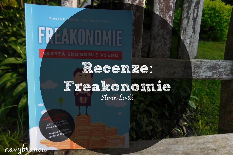 Recenze: Nejzábavnější knížka o ekonomii?
