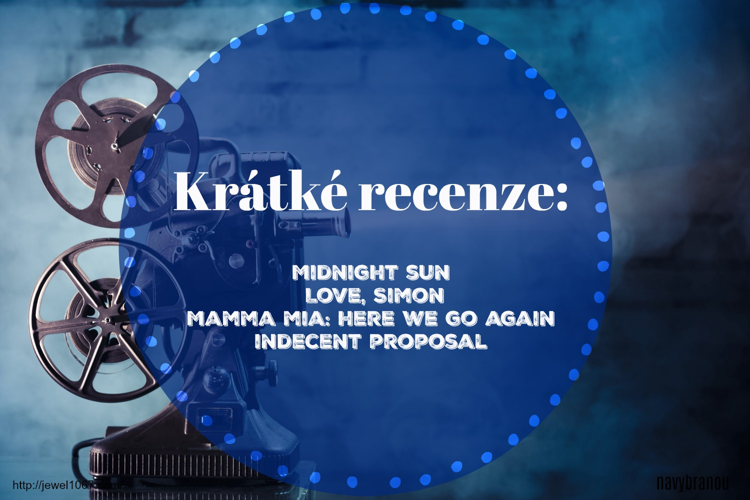 Krátké recenze: Midnight Sun, Love Simon, Mamma mia: here we go again a Indecent Proposal