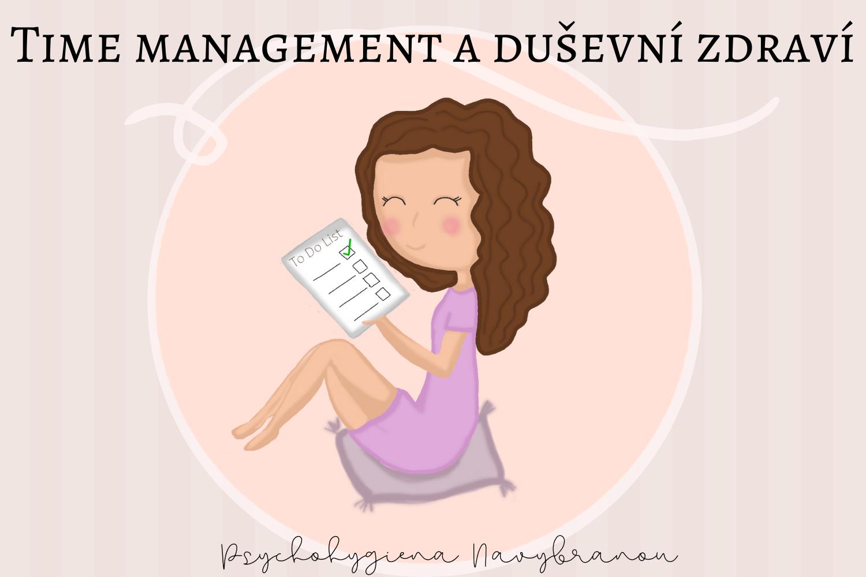 Time management a duševní zdraví: Jak na zdravý to-do list?