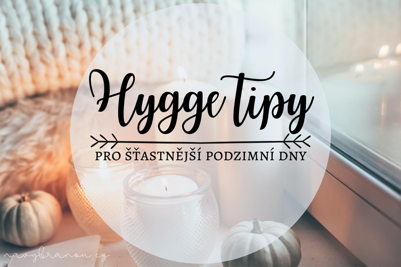 Hygge tipy pro šťastnější podzimní dny